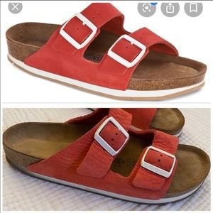 Birkenstock Arizona Limited Edition SFB Sport $160